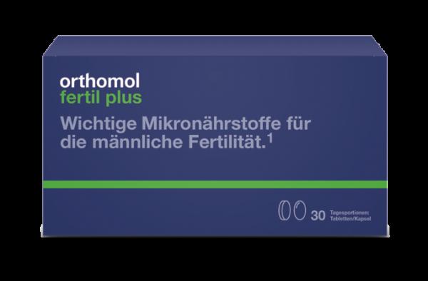 Orthomol Fertil plus (дефект на упаковке)