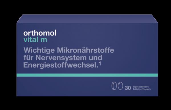 Orthomol Vital M (таблетки + капсулы)