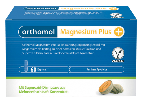 Orthomol Magnesium Plus