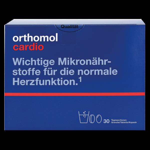 Orthomol Cardio (гранулы) (годен до 16-08-2021)