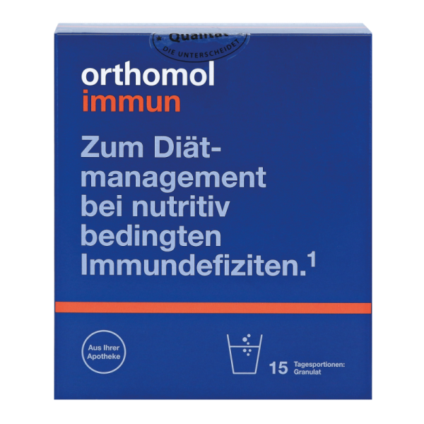Orthomol Immun (гранулы) (дефект на упаковке)