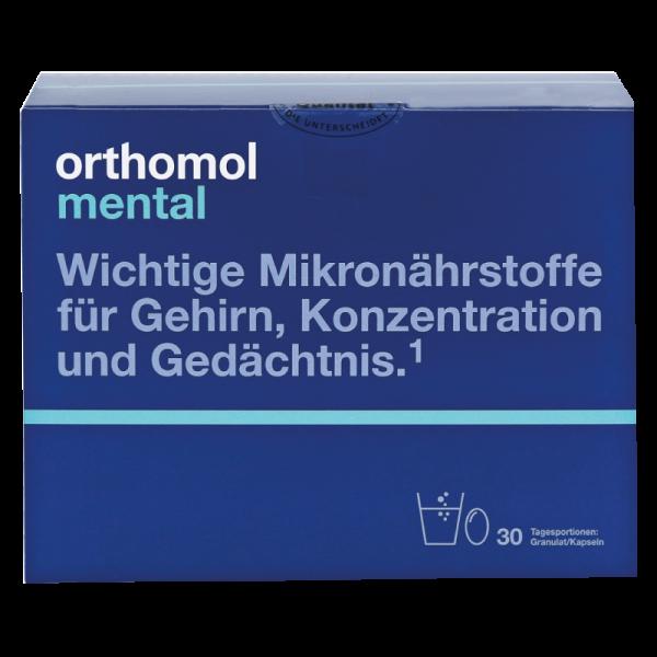 Orthomol Mental