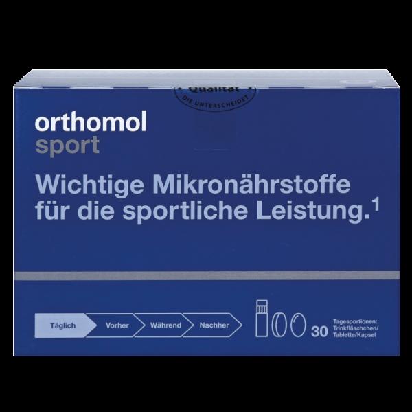 Orthomol Sport с таурином