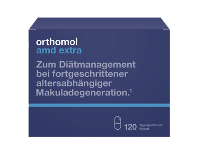 Orthomol AMD Extra (дефект на упаковке)