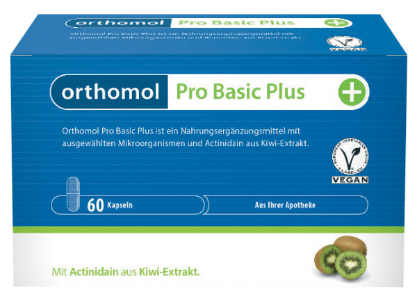 Orthomol Pro Basic Plus