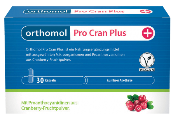 Orthomol Pro Cran Plus